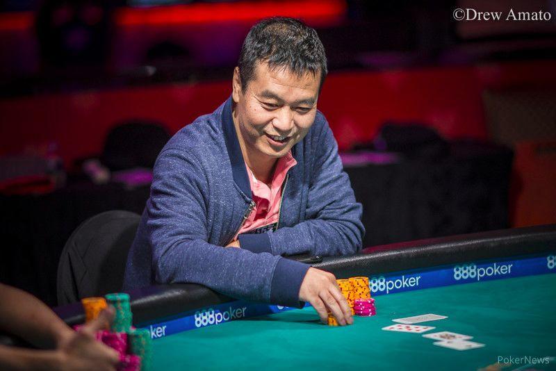 扑克世界杯,中国获得首金!至暗时刻,中国扑克砥砺前行!